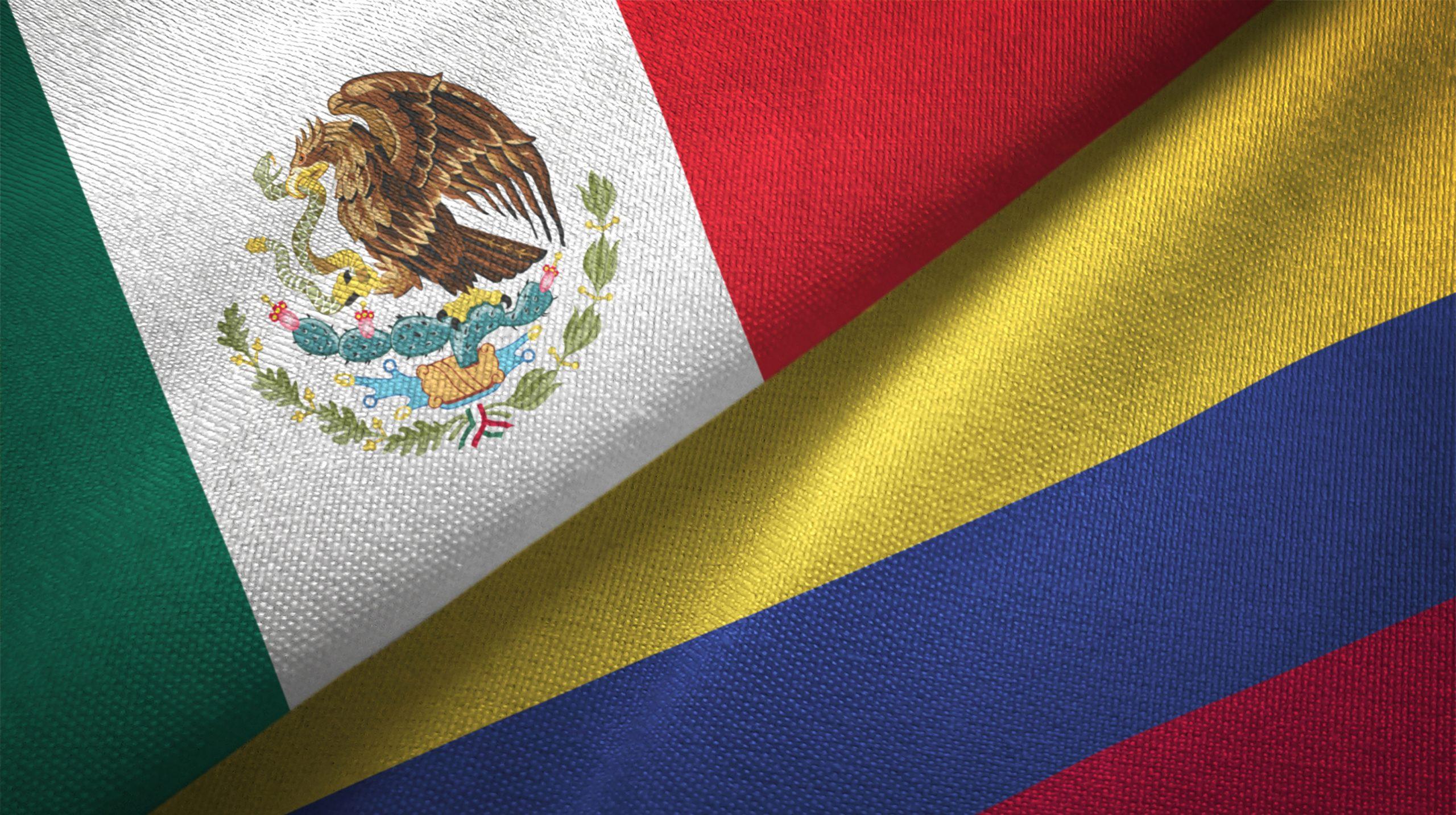 Colombie ou Mexique